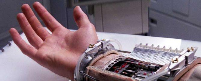 mano robotica