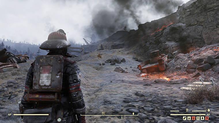 Fallout 76 problemi bug